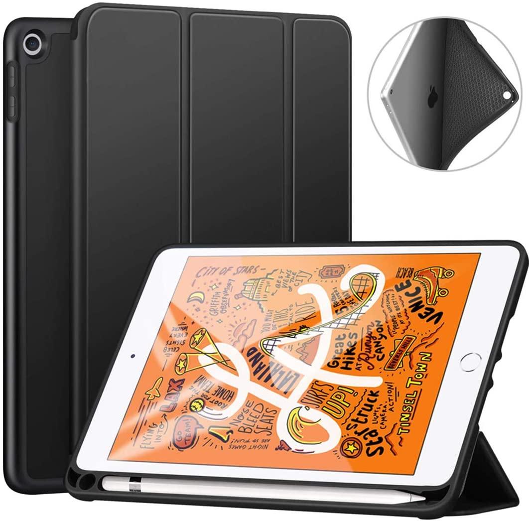 「2019最新iPad 7.9inch 第5世代 」専用、アップルペンシルを収納できるスマートケースをamazon.co.jpで販売開始