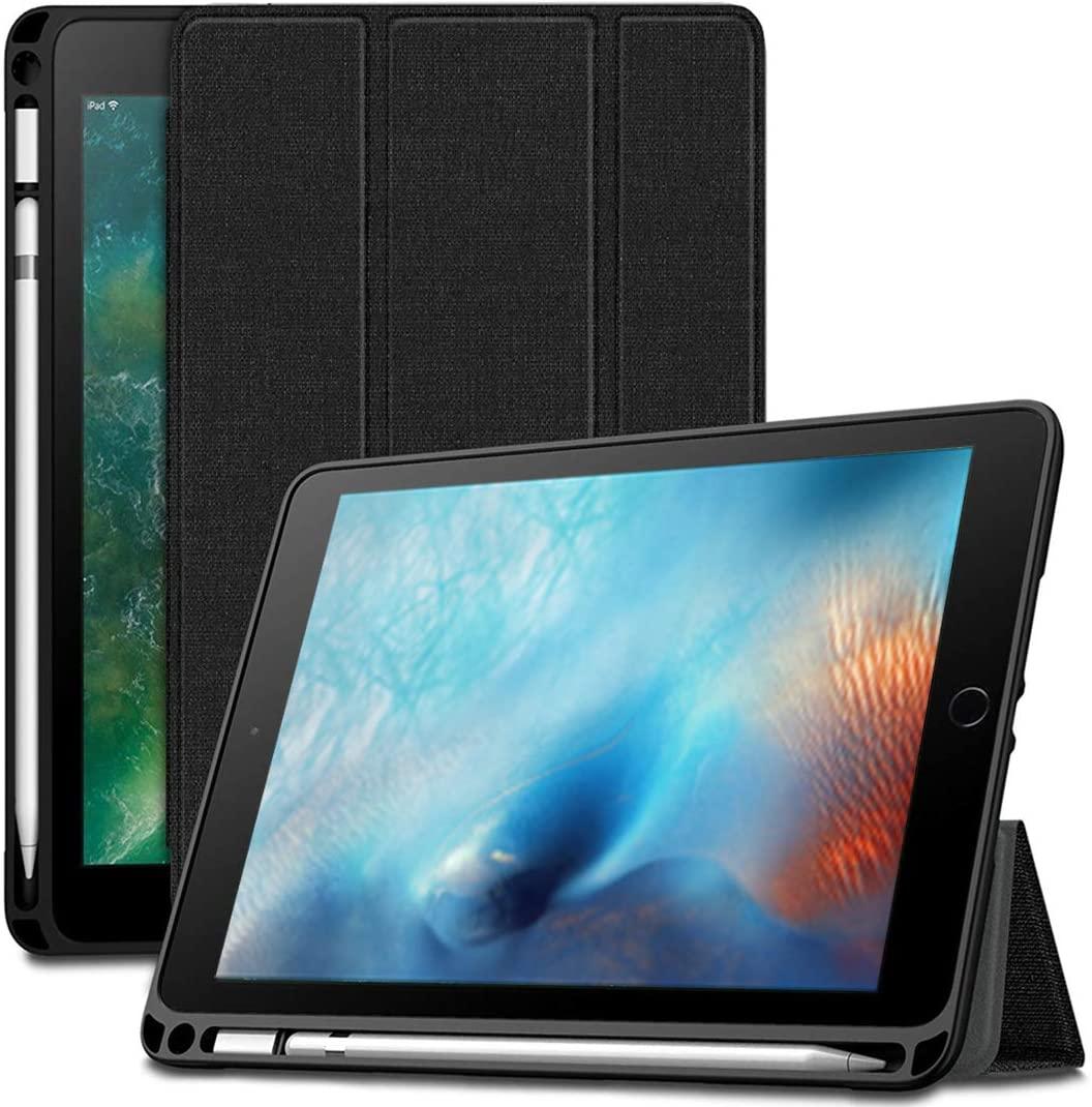 「iPad 9.7 第6世代 第5世代」専用、アップルペンシルを収納できるスマートケースをamazon.co.jpで販売開始