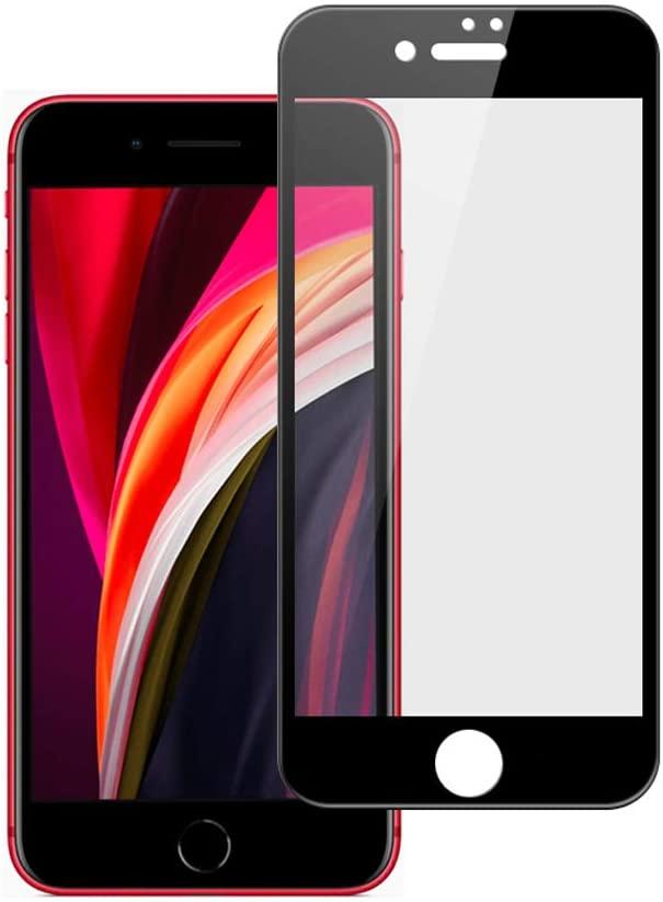 アップルが『iPhone SE(第2世代)』を発売。WANLOKでは、フチが浮かない、黒フレーム付きの強力吸着タイプ液晶保護フィルムをAmazonにて発売開始。実機装着し、「浮き無し」確認済の自信作。