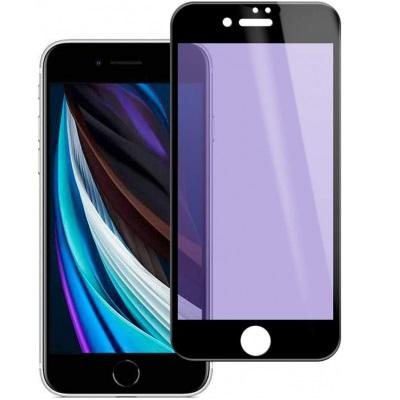 WANLOK 『iPhone SE(第2世代)』専用「浮き無し」フィルム 黒フレーム付ブルーライトカット版も追加発売。実機にてチェック済みのフチが浮かない全面吸着保護フィルムはAmazonで好評発売中