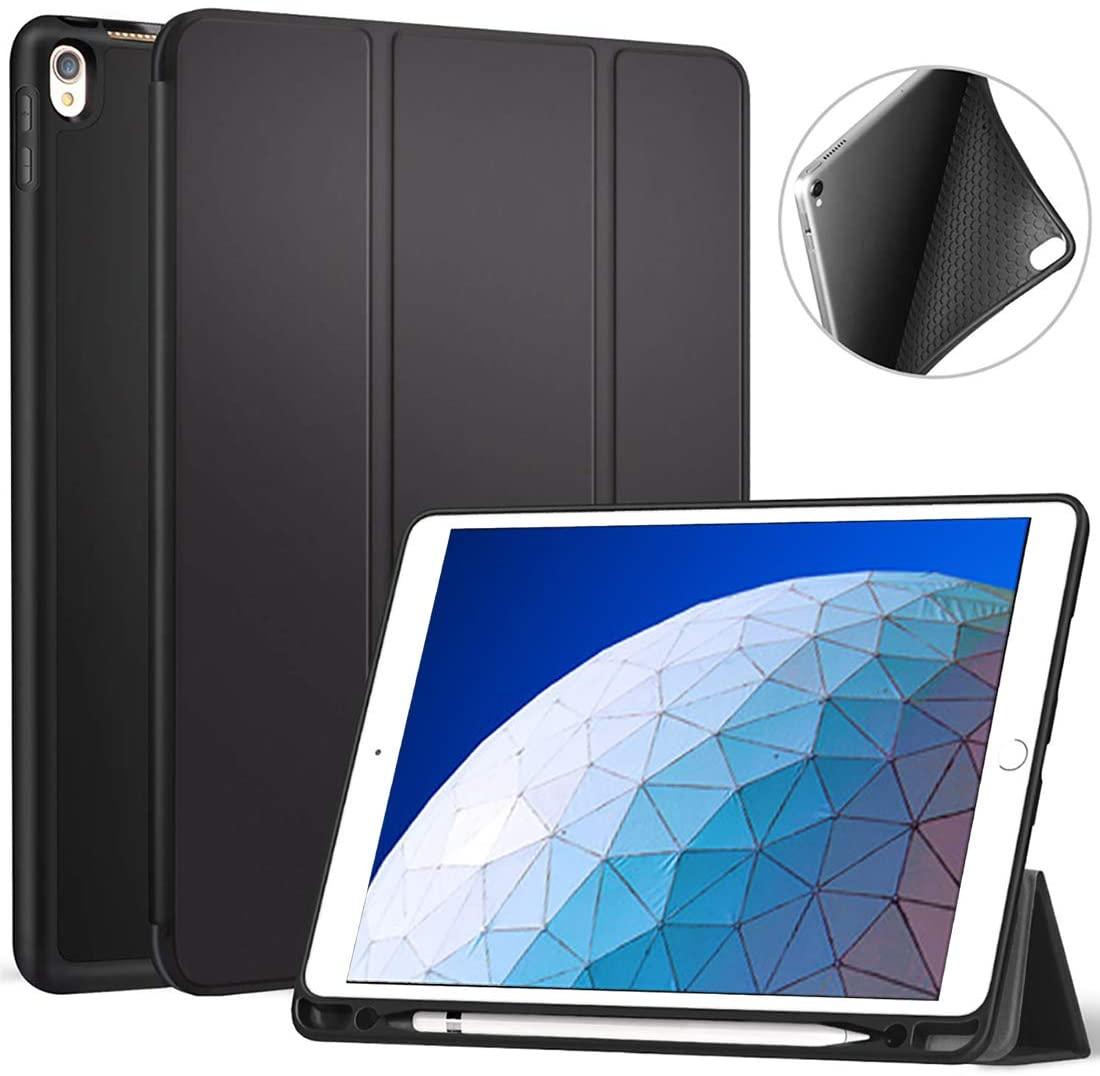 「2019新型iPad Air 10.5 第3世代」専用、アップルペンシルを収納できるスマートケースをamazon.co.jpで販売開始