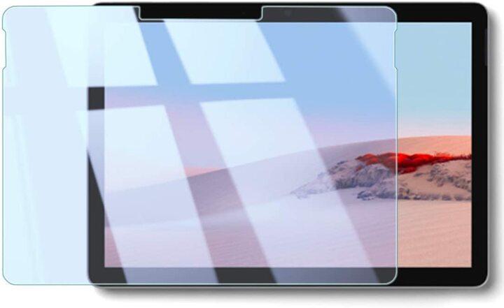 WANLOK amazon限定価格を好評につき継続決定 マイクロソフト「Surface Go 2」専用、マイク穴の隠れない、ブルーライトカット保護フィルムは必見
