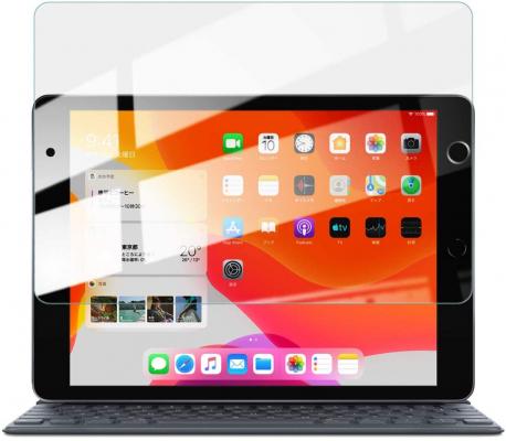 WANLOK、米アップル『新型 iPad 第8世代 10.2inch』の透明版の液晶保護ガラスフィルムもAmazonにて発売開始。つるつるした触感と、澄み渡るような透明感は抜群の品質